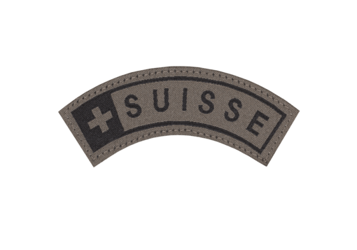 Suisse Small Tab Patch RAL7013