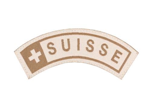 Suisse Tab Patch Desert