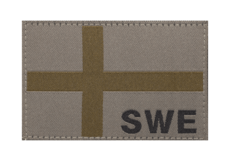Sweden-Flag-Patch-RAL7013-Clawgear