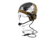 Swimmer-Headset-Dark-Earth-Z-Tactical