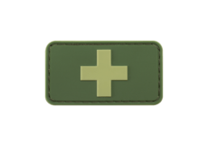 Swiss-Flag-Rubber-Patch-Forest-JTG