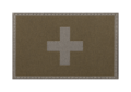 Switzerland Flag Patch RAL7013