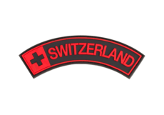 Switzerland-Rubber-Patch-Blackmedic-Armamat