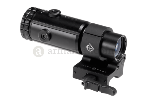 T-5 Magnifier with LQD Flip to Side Mount (Sightmark)