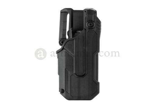 T-Series L3D Duty Holster for Glock 17/19/22/23/31/32/47 TLR-7/8 Black (Blackhawk)