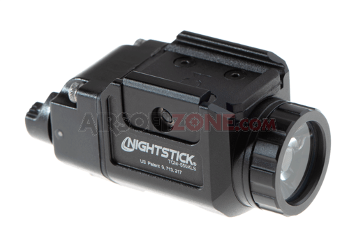 TCM-550XLS Compact with Strobe Black (Nightstick)