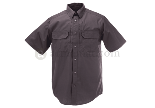 Taclite Pro Shirt SS Black (5.11 Tactical) S
