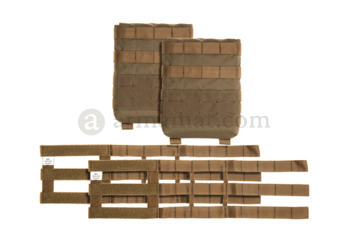 Tactec Side Panels Sandstone (5.11 Tactical)