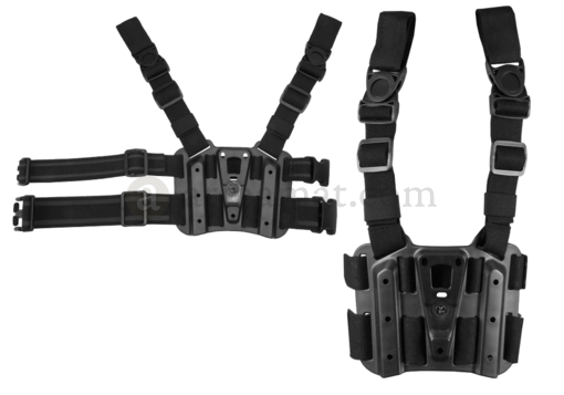 Tactical Holster Platform Black (Blackhawk)