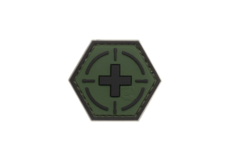 Tactical-Medic-Rubber-Patch-Forest-JTG