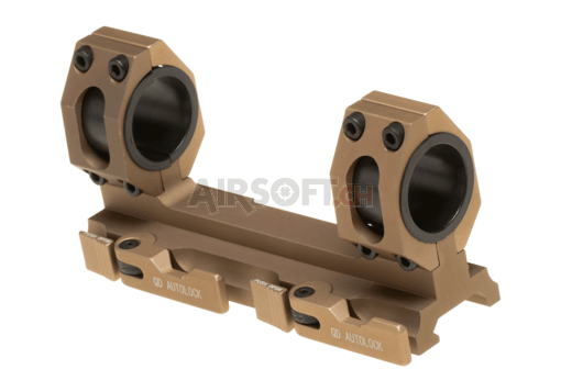 Tactical Mount Base 25.4mm / 30mm Desert (Aim-O)
