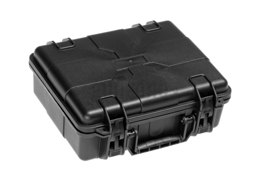 Tactical Plastic Case Black (FMA)