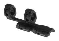 Tactical-Top-Rail-Extended-Mount-Base-25.4mm-30mm-Black-Aim-O