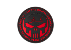 The-Infidel-Punisher-Rubber-Patch-Blackmedic-JTG