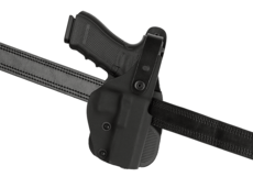Thumb-Break-Kydex-Holster-für-Glock-17-Paddle-Black-Frontline