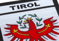 Tirol Shield Patch Color