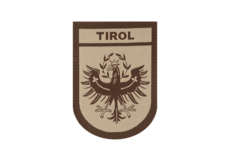 Tirol-Shield-Patch-Desert-Clawgear