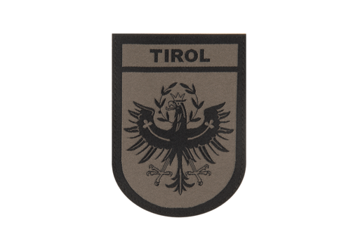 Tirol Shield Patch RAL7013