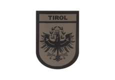 Tirol-Shield-Patch-RAL7013-Clawgear