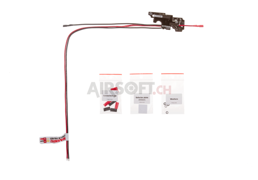 Titan V2 NGRS Advanced Set Rear Wired (Gate)