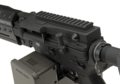 Trident LMG Enhanced Black (Krytac)