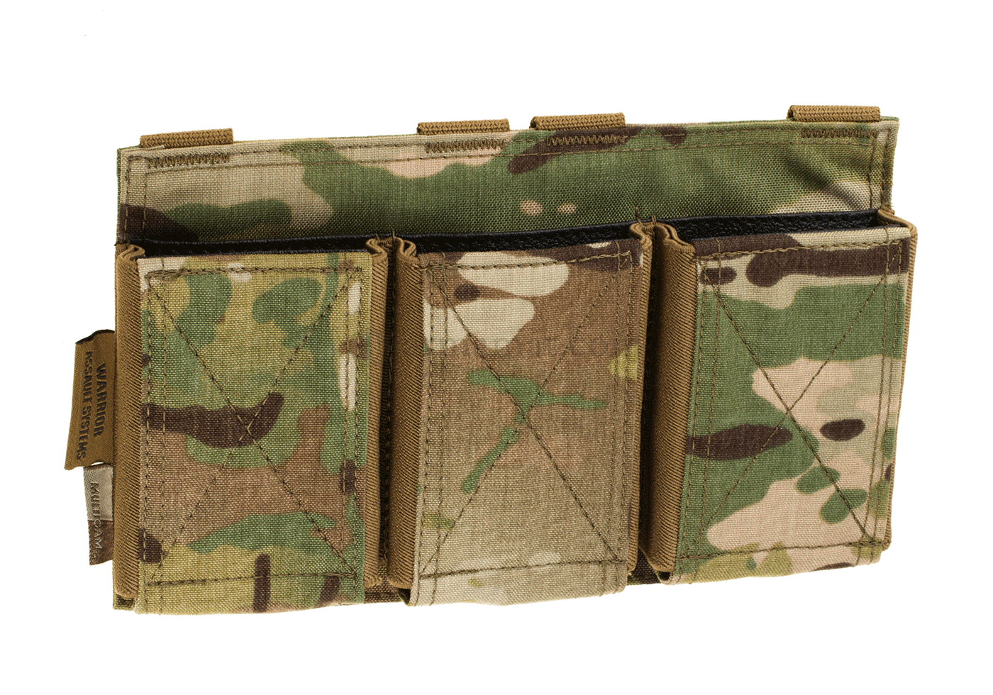 Triple Elastic Mag Pouch Multicam (Warrior) - Ammo - MOLLE Pouches ... 68aaa790a9