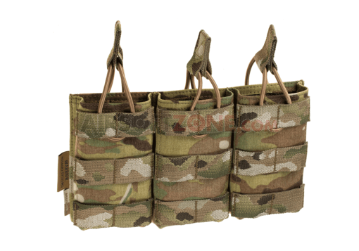 Triple Open Mag Pouch M4 5.56mm Multicam (Warrior)