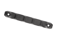Type-D-CNC-Aluminium-Rail-Cover-Long-Keymod-M-LOK-Black-Metal