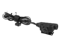 U94-II-PTT-Motorola-1-Pin-Connector-Black-Z-Tactical