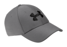 UA-Blitzing-3.0-Cap-Graphite-Under-Armour-M-L