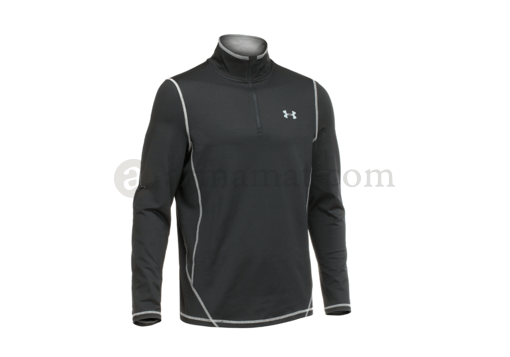 UA ColdGear Evo 1/4 Zip Black (Under Armour) S