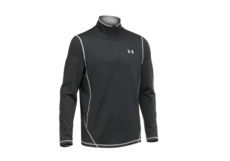 UA-ColdGear-Evo-1-4-Zip-Black-Under-Armour-M