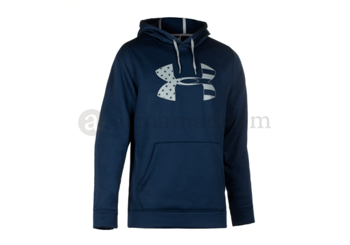 UA Freedom Tonal BFL Hoodie Navy (Under Armour) M