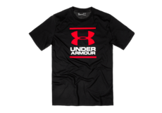 UA-GL-Foundation-Tee-Black-Under-Armour-M