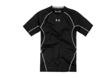 UA-HeatGear-Compression-Tee-Black-Under-Armour-M