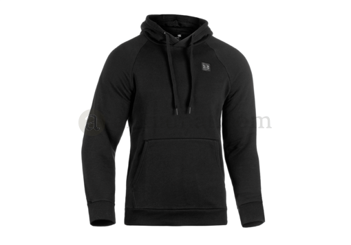 UA Rival Fleece Hoodie Black (Under Armour) XXL