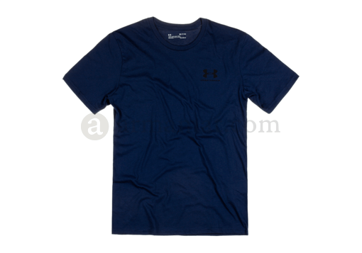 UA Sportstyle Left Chest Tee Academy (Under Armour) XXL
