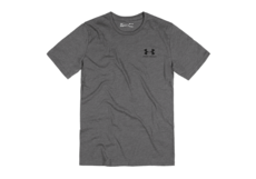 UA-Sportstyle-Left-Chest-Tee-Charcoal-Medium-Heather-Under-Armour-M