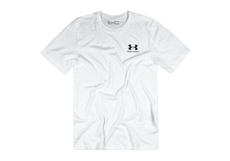 UA-Sportstyle-Left-Chest-Tee-White-Under-Armour-M