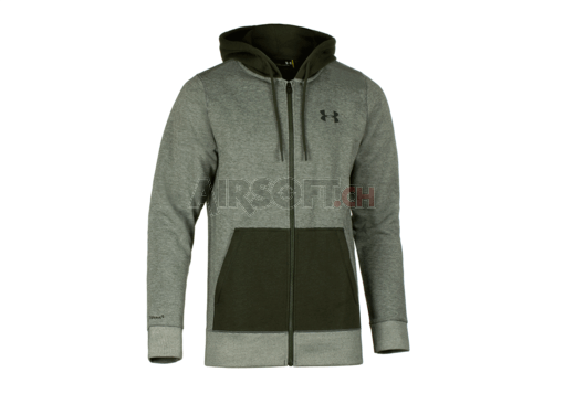 UA Storm Rival Zip Hoodie OD (Under Armour) S