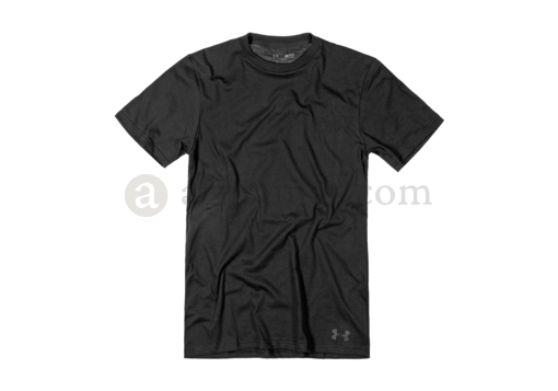UA Tactical HeatGear Charged Cotton Tee Black (Under Armour) M
