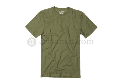 UA Tactical HeatGear Charged Cotton Tee OD (Under Armour) S