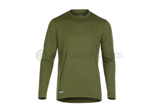 UA Tactical HeatGear Tech Long Sleeve Tee OD (Under Armour) S