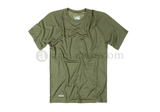UA Tactical Tech Tee OD (Under Armour) S