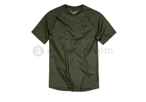 UA Tech Tee Artillery Green (Under Armour) L