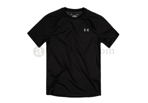 UA Tech Tee Black (Under Armour) XXL