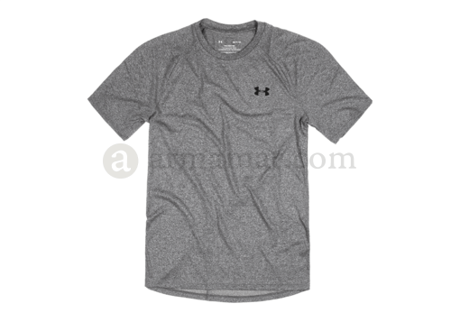 UA Tech Tee Charcoal Light Heather (Under Armour) XL