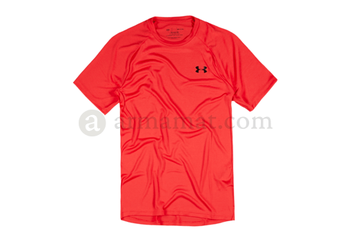 UA Tech Tee Radio Red (Under Armour) XXL