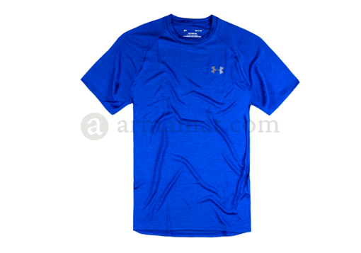 UA Tech Tee Royal (Under Armour) L