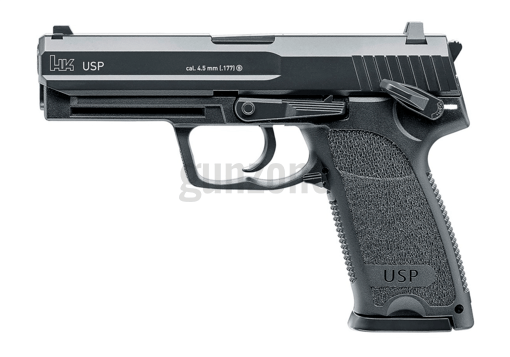 USP Blowback Co2 Black BB (Heckler & Koch)